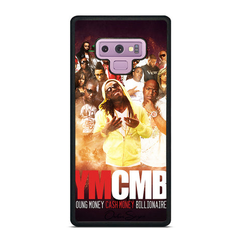 YMCMB Samsung Galaxy Note 9 Case Cover