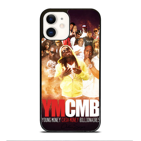 YMCMB iPhone 12 Case Cover