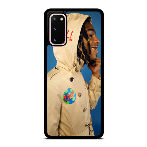 YNW MELLY Samsung Galaxy S20 Case Cover