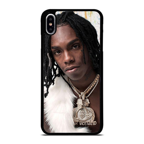 YNW MELLI RAPPER iPhone XS Max Case Cover