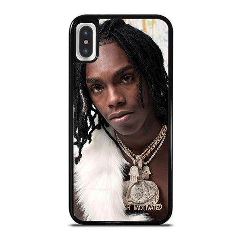 YNW MELLI RAPPER iPhone X / XS Case Cover