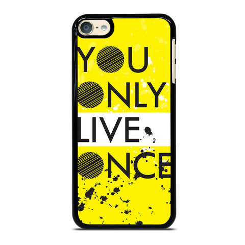 YOLO iPod Touch 6 Case Cover
