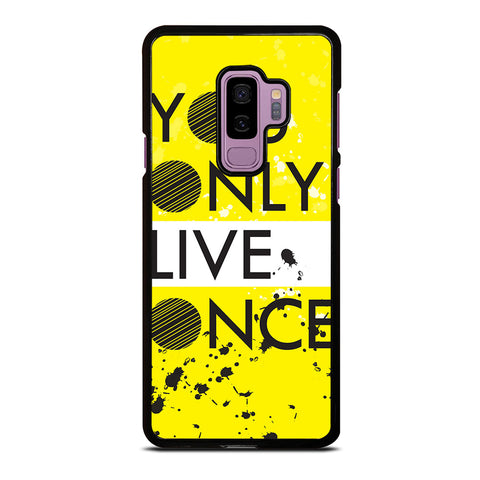 YOLO Samsung Galaxy S9 Plus Case Cover