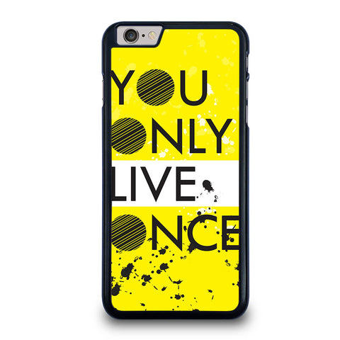 YOLO iPhone 6 / 6S Case Cover