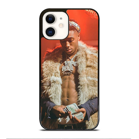 YOUNGBOY NBA RAPPER iPhone 12 Case Cover