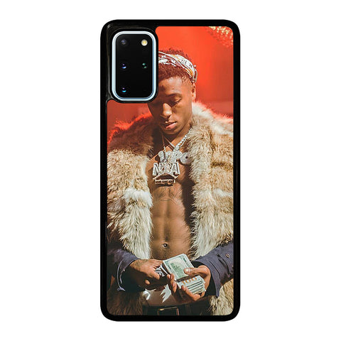 YOUNGBOY NBA RAPPER Samsung Galaxy S20 Plus Case Cover