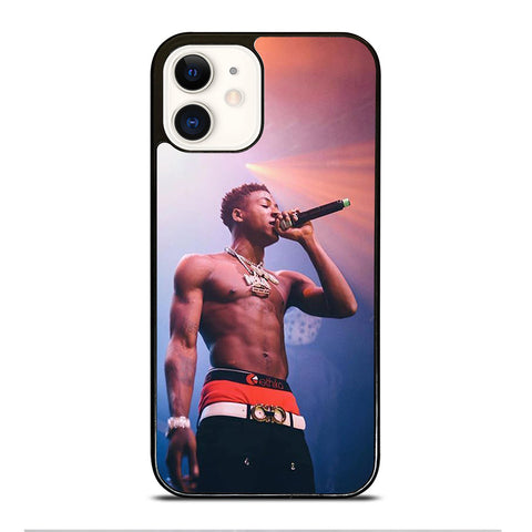 YOUNGBOY NBA iPhone 12 Case Cover