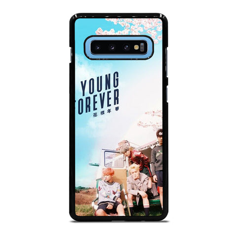 YOUNG FOREVER BANGTAN BOYS Samsung Galaxy S10 Plus Case Cover