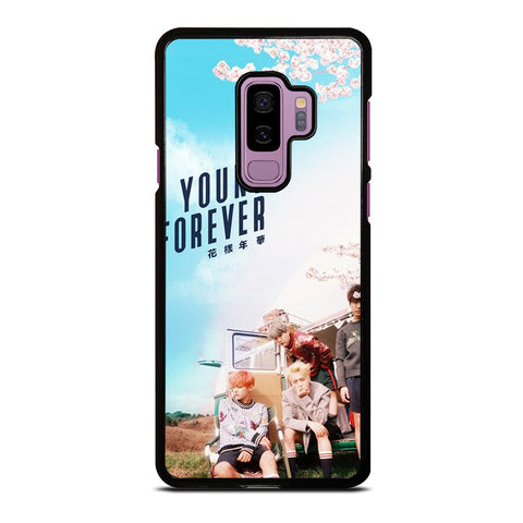 YOUNG FOREVER BANGTAN BOYS Samsung Galaxy S9 Plus Case Cover