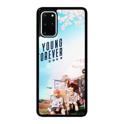 YOUNG FOREVER BANGTAN BOYS Samsung Galaxy S20 Plus Case Cover