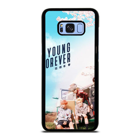 YOUNG FOREVER BANGTAN BOYS Samsung Galaxy S8 Plus Case Cover