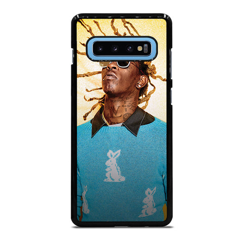 YOUNG THUG RAP Samsung Galaxy S10 Plus Case Cover