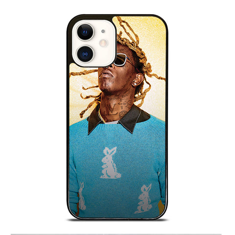 YOUNG THUG RAP iPhone 12 Case Cover