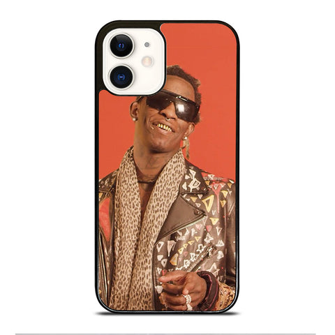 YOUNG THUG READ iPhone 12 Case Cover