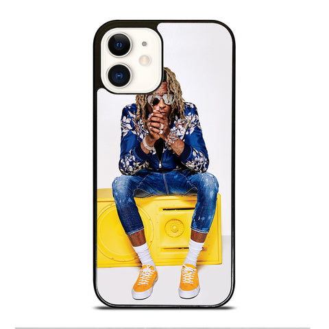 YOUNG THUG iPhone 12 Case Cover