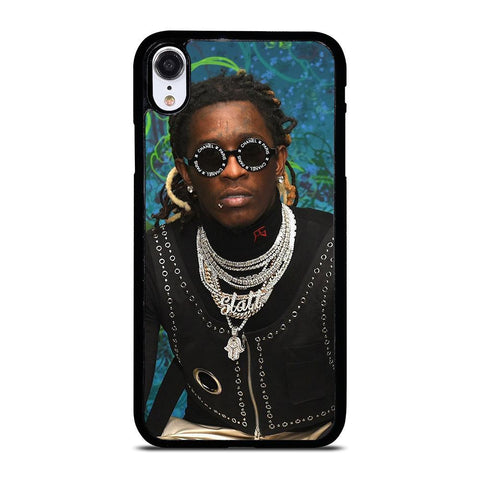 YOUNG THUG SLATT iPhone XR Case Cover