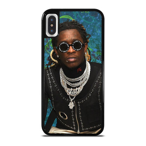 YOUNG THUG SLATT iPhone X / XS Case Cover