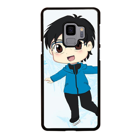 YURY ON ICE KATSUKI CUT Samsung Galaxy S9 Case Cover