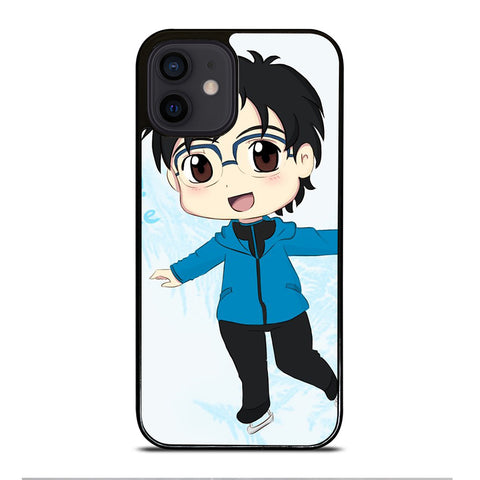 YURY ON ICE KATSUKI CUT iPhone 12 Mini Case Cover