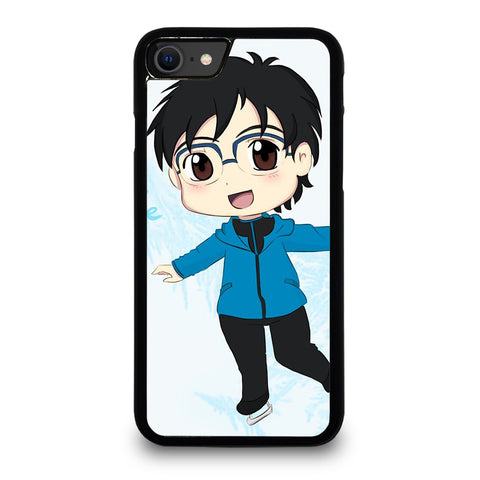 YURY ON ICE KATSUKI CUT iPhone SE 2020 Case Cover