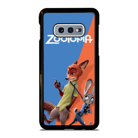 ZOOTOPIA NICK AND JUDY Disney Samsung Galaxy S10e Case Cover