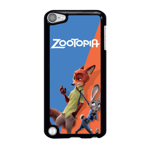 ZOOTOPIA NICK AND JUDY Disney iPod Touch 5 Case Cover