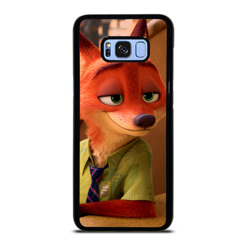 ZOOTOPIA NICK WILDE Disney Samsung Galaxy S8 Plus Case Cover