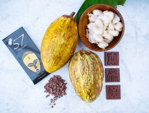 57 Chocolate products