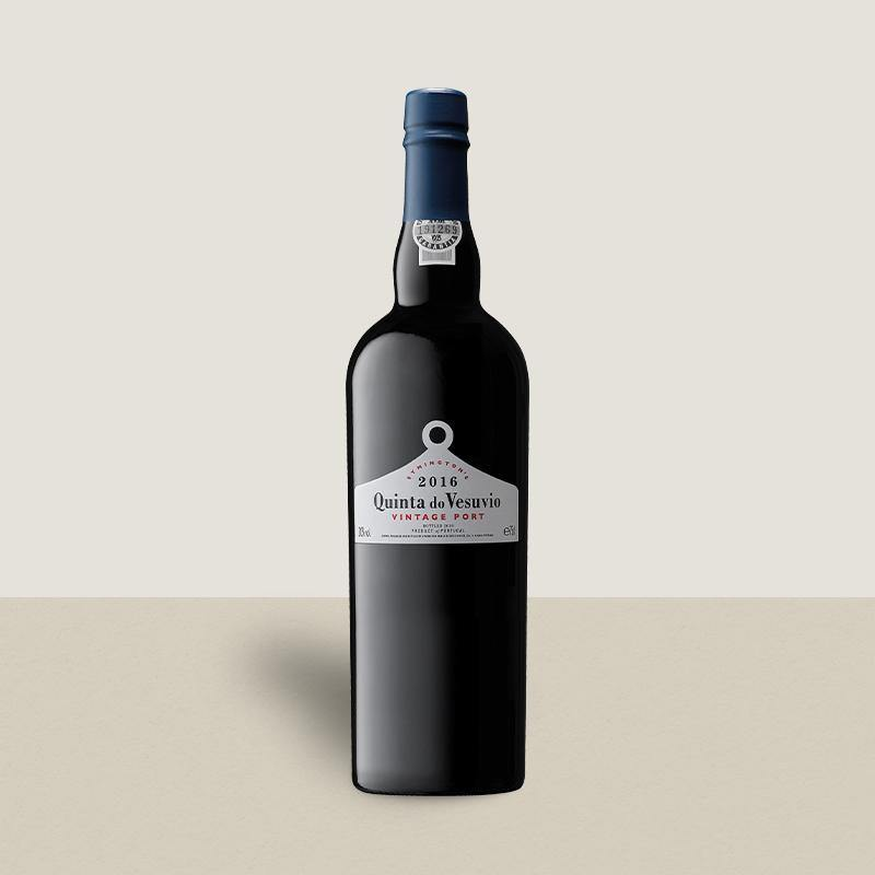 Quinta do Vesuvio Vintage Port 2016