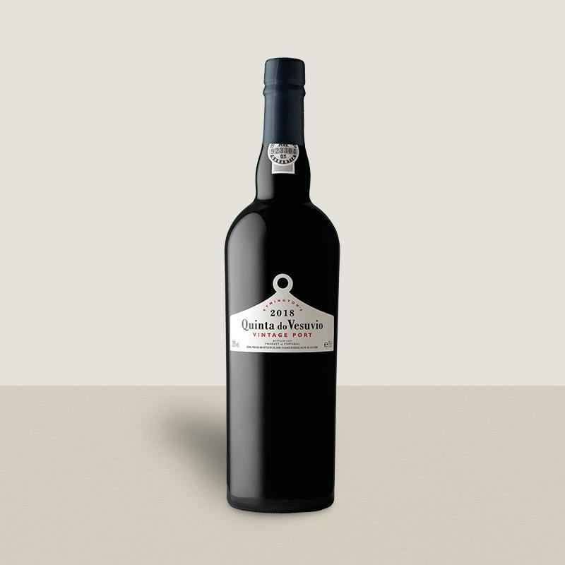 Quinta do Vesuvio Vintage Port 2018