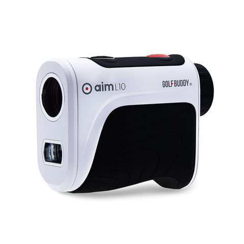 GOLFBUDDY Aim L10 Laser Rangefinder with Slope