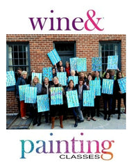 Vermont Wine Painting Classes Manchester