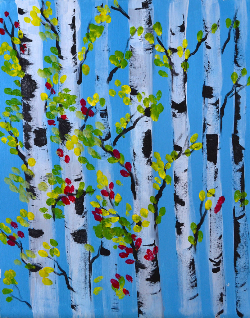 "Sept 1, Thurs, 6-8pm "" Aspen Forest"""