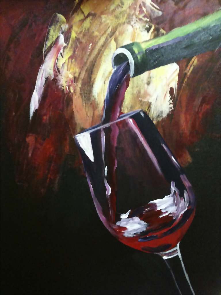 "October 1,Thurs, 6-8pm, ""Merlot Time"" Public Class"