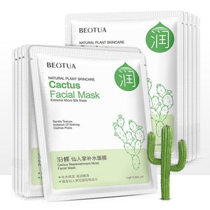 Deep Brighten Moisturizing Facial Mask