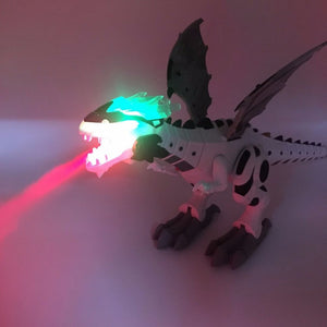 Shocking Electric Spray Dinosaurs Toys