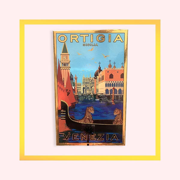 Sicilian Scented Soaps in Luxury box by Ortigia - 1 box of 3 soaps with a minimum order of 6 pieces - Ready to ship