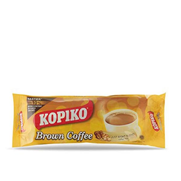 KOPIKO BROWN COFFEE 30 PCS X 25GM - ANA Investment Pvt Ltd