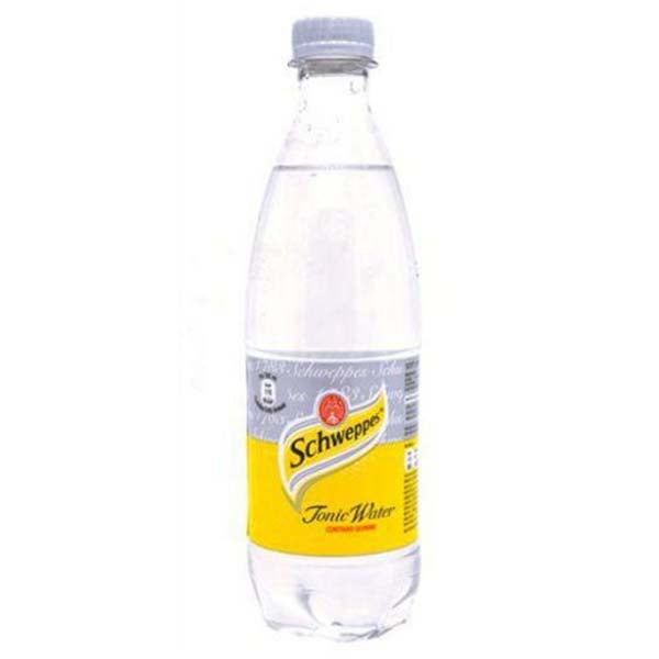 SCHWEPPES TONIC WATER 300ML PET - 1 X 24 BOTTLES