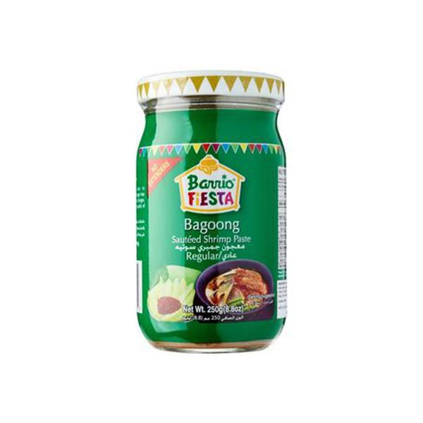 BARRIO FIESTA SHRIMP PASTE REGULAR 250GM - ANA Investment Pvt Ltd