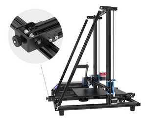 Creality3D Upgraded Belt Tensioner Kit For Y-axis of CR-10 Series 3D Printer