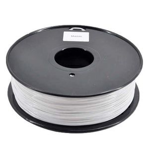 PLA 3D Printer Filament, 1.75mm, 1kg Spool, Marble