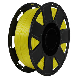 Creality OFFICIAL PLA 3D Printer Filament, 1.75mm, 1kg Spool, Yellow