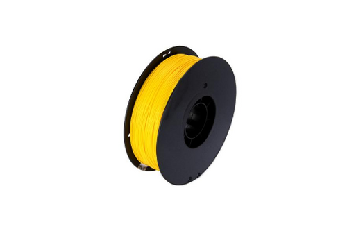 PLA PRO (PLA+) 3D Printer Filament, 1.75mm, 1kg Spool, Yellow