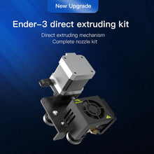 Creality 3D Direct Drive Extruder Nozzle Kit with Stepper Motor For Ender-3 Series