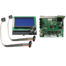 Creality CR-10S Dual Z Upgrade Kit 2 Lead Screw With Filament Monitoring Alarm Protection and Mainboard