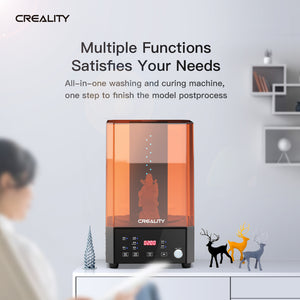 Creality3D UW-01 Washing/Curing Machine
