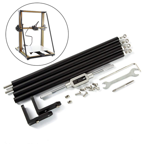 Supporting Rod Set for 3D CR-10S5 3D Printer
