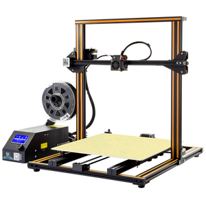 Creality3D CR-10 S4 3D Printer Large Printing Size 400x400x400mm (Random Color)