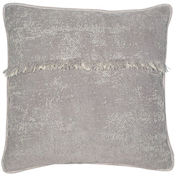 Frangia Grey Cushion